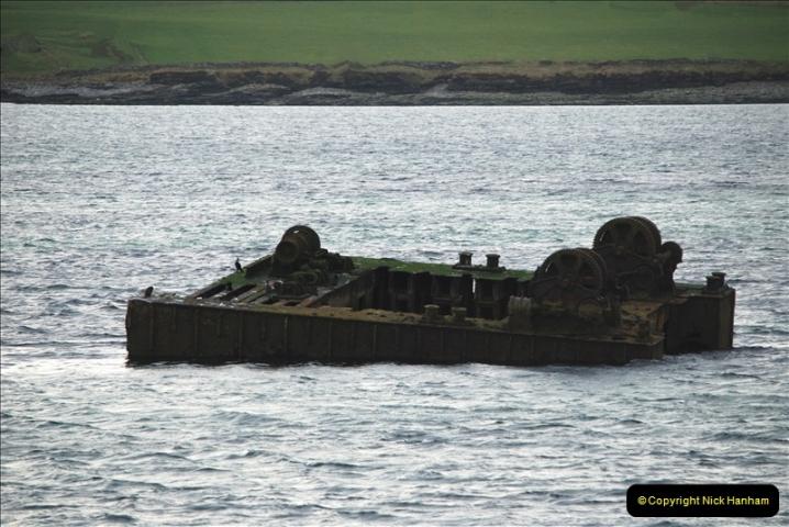 2019-03-28 Kirkwall, Orkney Islands. (97) Remains of blockade ships. 096