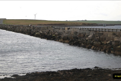 2019-03-28 Kirkwall, Orkney Islands. (47) One of the many Chruchill Barriers. 047