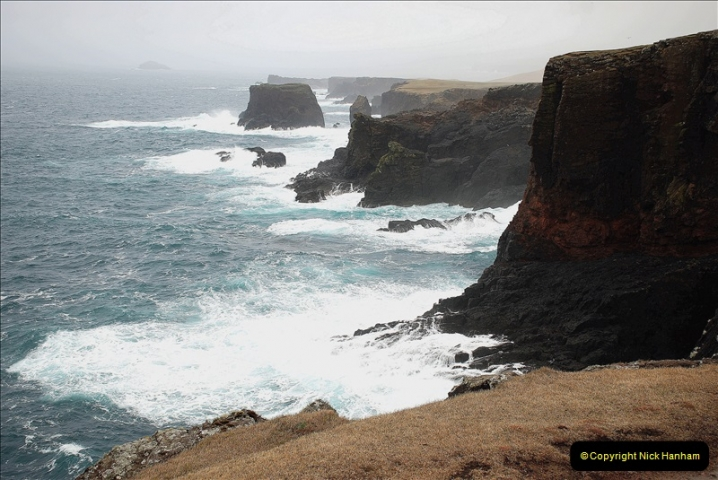 2019-03-27 Lerwick, Shetland Islands. (139) At Eshaness Lighthouse. 139