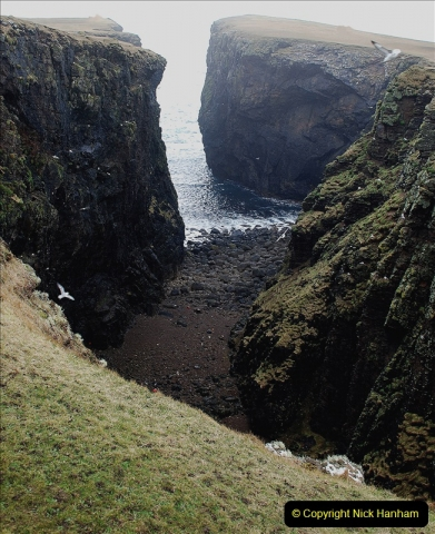 2019-03-27 Lerwick, Shetland Islands. (167) At Eshaness Lighthouse. 167