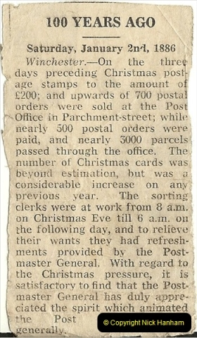 1959 to 2000 Rayal Mail mostly Bournemouth & Poole. Your Host & MANY good friends.  (106) 106