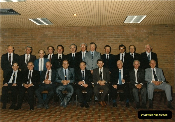 1959 to 2000 Rayal Mail mostly Bournemouth & Poole. Your Host & MANY good friends.  (107) 107