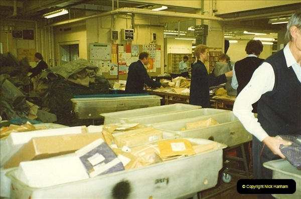 1959 to 2000 Rayal Mail mostly Bournemouth & Poole. Your Host & MANY good friends.  (120) 120