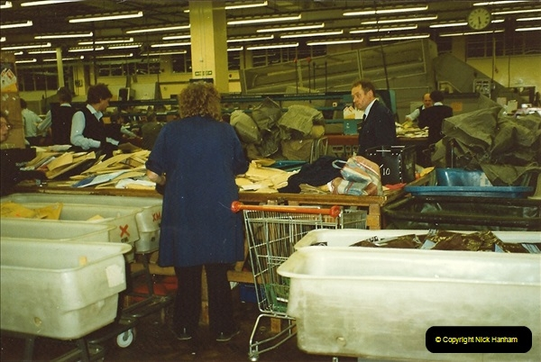 1959 to 2000 Rayal Mail mostly Bournemouth & Poole. Your Host & MANY good friends.  (122) 122