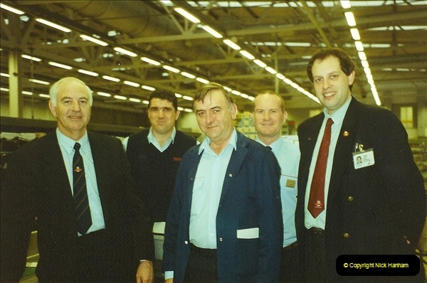 1959 to 2000 Rayal Mail mostly Bournemouth & Poole. Your Host & MANY good friends.  (210) 210