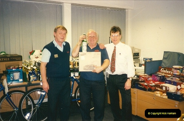 1959 to 2000 Rayal Mail mostly Bournemouth & Poole. Your Host & MANY good friends.  (224) 224