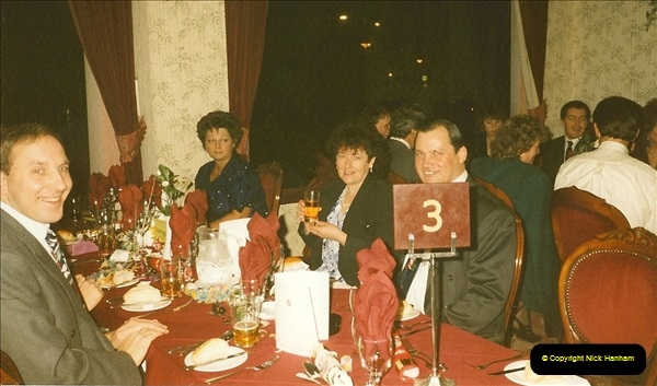 1959 to 2000 Rayal Mail mostly Bournemouth & Poole. Your Host & MANY good friends.  (231) 231