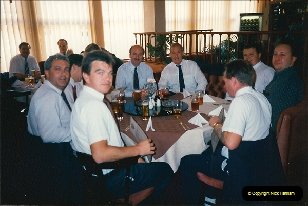 1959 to 2000 Rayal Mail mostly Bournemouth & Poole. Your Host & MANY good friends.  (33) 033