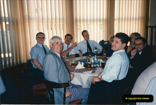 1959 to 2000 Rayal Mail mostly Bournemouth & Poole. Your Host & MANY good friends.  (35) 035