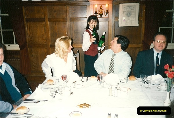 1959 to 2000 Rayal Mail mostly Bournemouth & Poole. Your Host & MANY good friends.  (38) 038