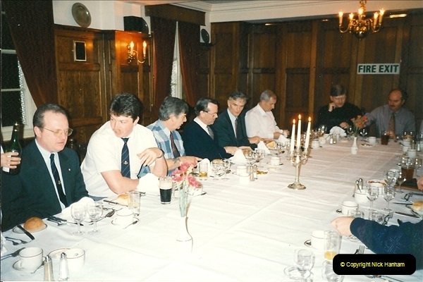 1959 to 2000 Rayal Mail mostly Bournemouth & Poole. Your Host & MANY good friends.  (39) 039