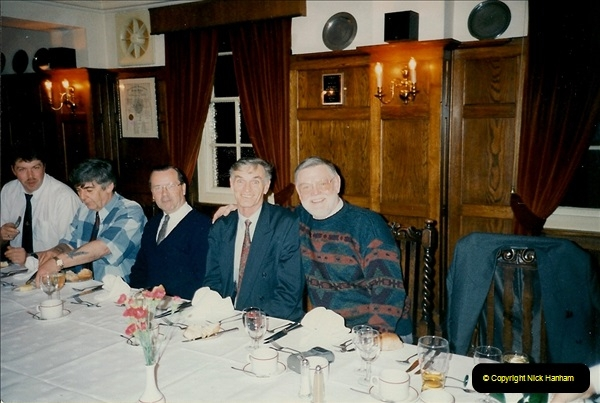 1959 to 2000 Rayal Mail mostly Bournemouth & Poole. Your Host & MANY good friends.  (40) 040