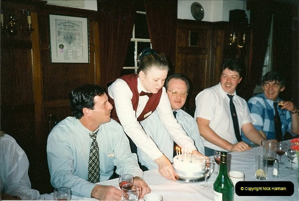1959 to 2000 Rayal Mail mostly Bournemouth & Poole. Your Host & MANY good friends.  (41) 041
