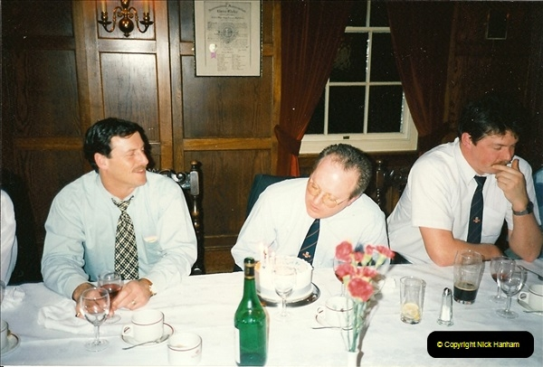 1959 to 2000 Rayal Mail mostly Bournemouth & Poole. Your Host & MANY good friends.  (42) 042