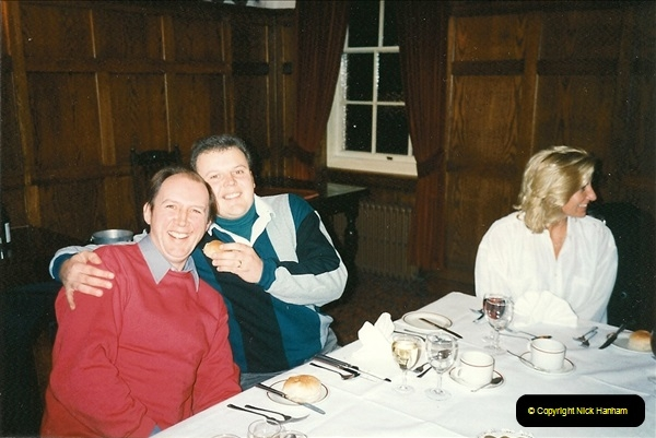 1959 to 2000 Rayal Mail mostly Bournemouth & Poole. Your Host & MANY good friends.  (43) 043