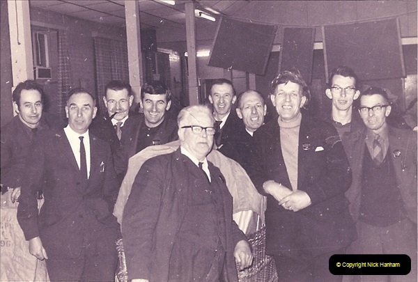 1959 to 2000 Rayal Mail mostly Bournemouth & Poole. Your Host & MANY good friends.  (5) 005