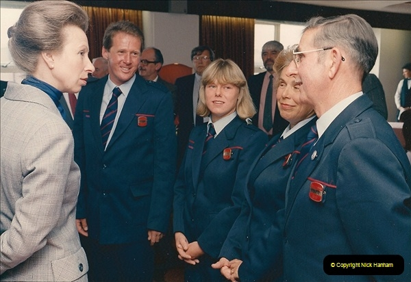 1959 to 2000 Rayal Mail mostly Bournemouth & Poole. Your Host & MANY good friends.  (53) 053
