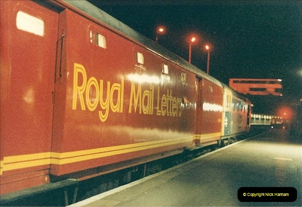 1959 to 2000 Rayal Mail mostly Bournemouth & Poole. Your Host & MANY good friends.  (56) 056
