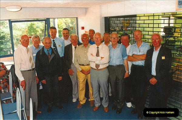 1959 to 2000 Rayal Mail mostly Bournemouth & Poole. Your Host & MANY good friends.  (65) 065