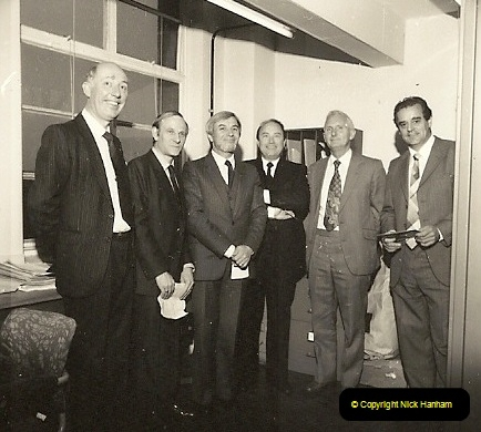 1959 to 2000 Rayal Mail mostly Bournemouth & Poole. Your Host & MANY good friends.  (68) 068