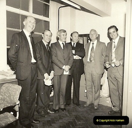 1959 to 2000 Rayal Mail mostly Bournemouth & Poole. Your Host & MANY good friends.  (70) 070