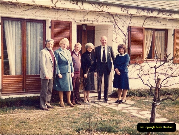 1959 to 2000 Rayal Mail mostly Bournemouth & Poole. Your Host & MANY good friends.  (73) 073