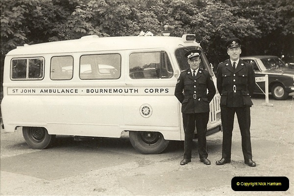 1959 to 2000 Rayal Mail mostly Bournemouth & Poole. Your Host & MANY good friends.  (78) 078