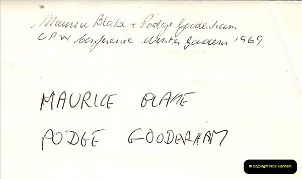 1959 to 2000 Rayal Mail mostly Bournemouth & Poole. Your Host & MANY good friends.  (79) 079