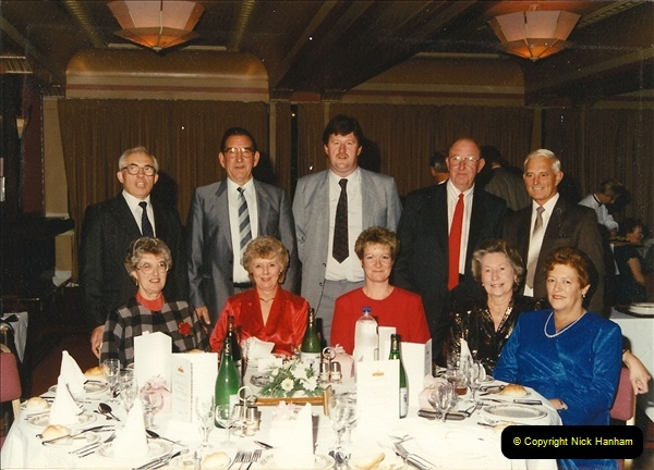 1959 to 2000 Rayal Mail mostly Bournemouth & Poole. Your Host & MANY good friends.  (84) 084