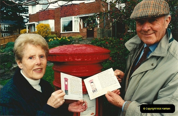 1959 to 2000 Rayal Mail mostly Bournemouth & Poole. Your Host & MANY good friends.  (87) 087