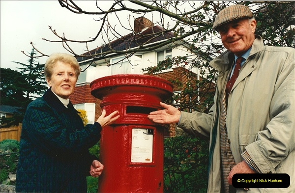 1959 to 2000 Rayal Mail mostly Bournemouth & Poole. Your Host & MANY good friends.  (88) 088