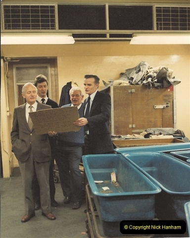 1959 to 2000 Rayal Mail mostly Bournemouth & Poole. Your Host & MANY good friends.  (9) 009