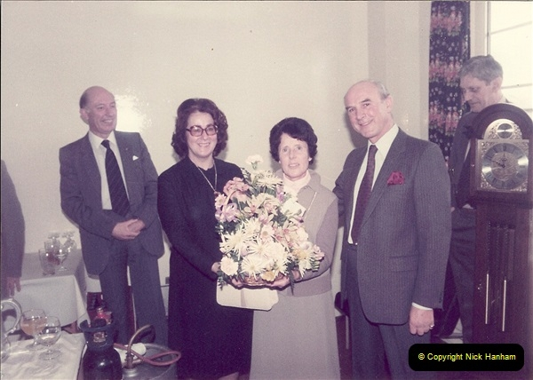 1959 to 2000 Rayal Mail mostly Bournemouth & Poole. Your Host & MANY good friends.  (91) 091