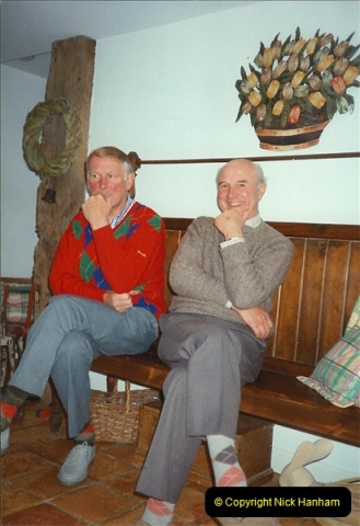 1959 to 2000 Rayal Mail mostly Bournemouth & Poole. Your Host & MANY good friends.  (93) 093