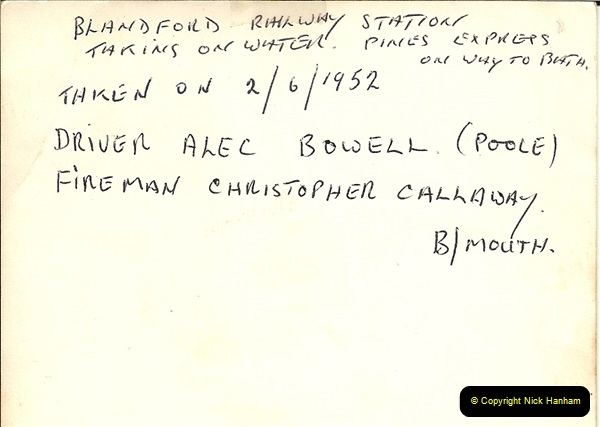 1959 to 2000 Rayal Mail mostly Bournemouth & Poole. Your Host & MANY good friends.  (99) 099