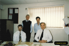 1959 to 2000 Rayal Mail mostly Bournemouth & Poole. Your Host & MANY good friends.  (11) 011