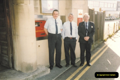 1959 to 2000 Rayal Mail mostly Bournemouth & Poole. Your Host & MANY good friends.  (13) 013