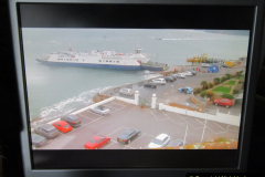 2019-10-31 Sandbanks to Studland ferry returns after a 3 month absence due to major repairs on engines. (37) Live streaming webcam at Sandbanks near the ferry loading point. 037