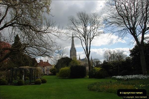 2016-04-23 Sir Edward Heath's House in Salisbury, Wiltshire.  (112)112