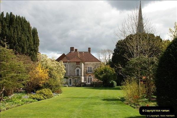 2016-04-23 Sir Edward Heath's House in Salisbury, Wiltshire.  (117)117