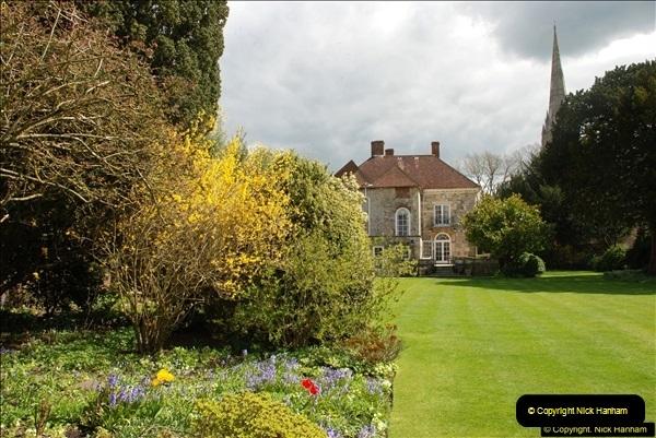 2016-04-23 Sir Edward Heath's House in Salisbury, Wiltshire.  (118)118