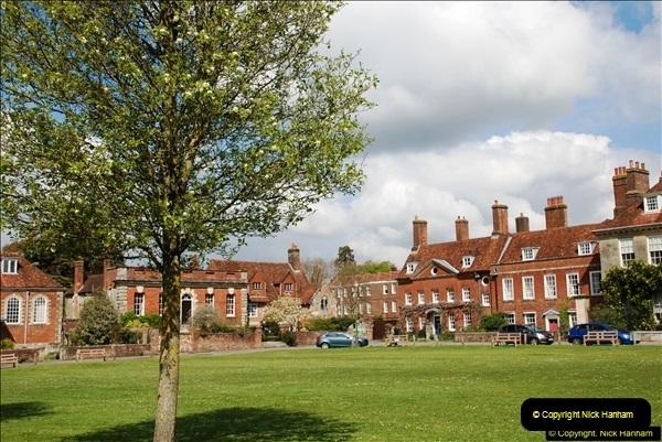 2016-04-23 Sir Edward Heath's House in Salisbury, Wiltshire.  (2)002