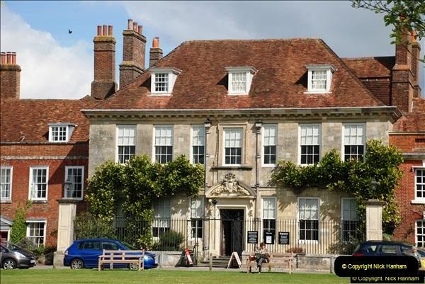2016-04-23 Sir Edward Heath's House in Salisbury, Wiltshire.  (3)003
