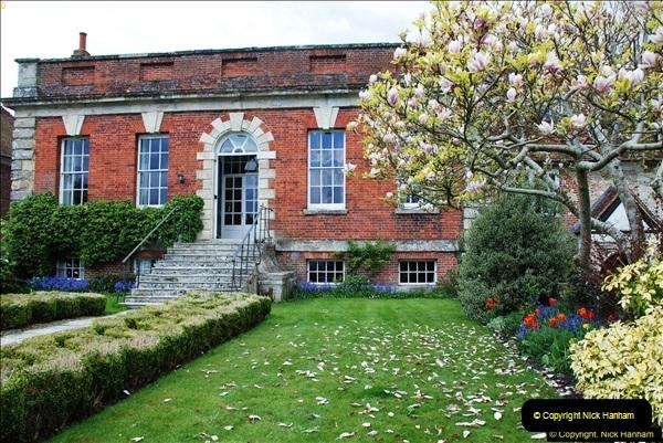 2016-04-23 Sir Edward Heath's House in Salisbury, Wiltshire.  (5)005
