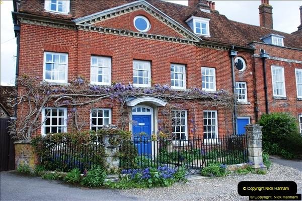 2016-04-23 Sir Edward Heath's House in Salisbury, Wiltshire.  (6)006