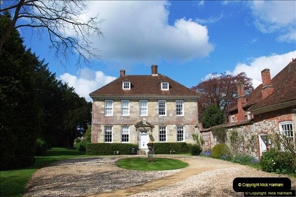 2016-04-23 Sir Edward Heath's House in Salisbury, Wiltshire.  (9)009