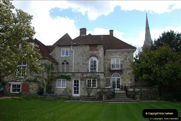 2016-04-23 Sir Edward Heath's House in Salisbury, Wiltshire.  (97)097