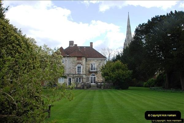 2016-04-23 Sir Edward Heath's House in Salisbury, Wiltshire.  (99)099