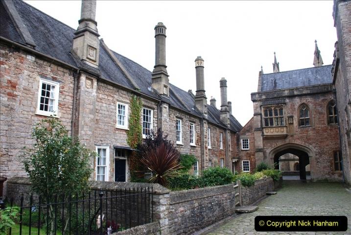 2019-09-16 Wells, Somerset. (56) Part of Wells School. 056
