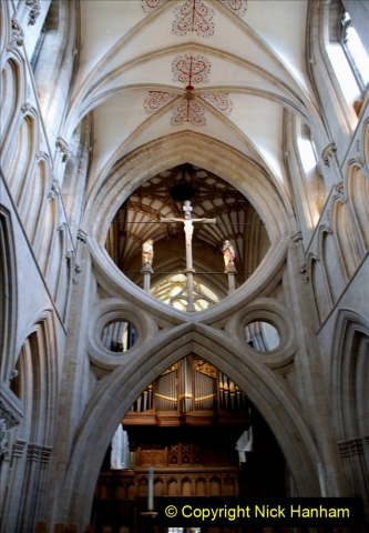 2019-09-16 Wells, Somerset. (6) Wells Cathedral. 006